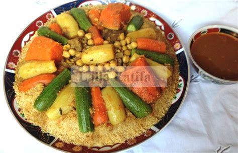 cuisine et terroir les secrets de cuisine par lalla latifa couscous