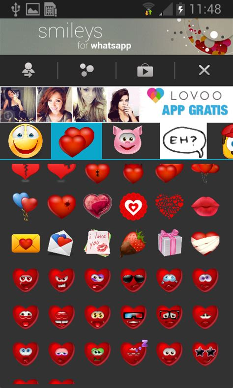 smileys for whatsapp android app free apk by kiwiio