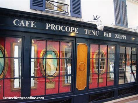 cuisine st andre le procope restaurant in germain des pres