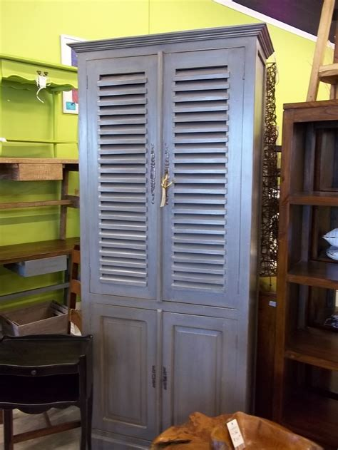Furniture Cabinets With Doors by Top 25 Ideas About Louver Doors On Closet