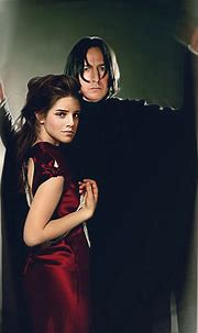 Couples from Harry Potter images Severus & Hermione ...