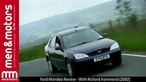 Ford Mondeo 2002 : ford mondeo review with richard hammond 2002 youtube ~ Medecine-chirurgie-esthetiques.com Avis de Voitures