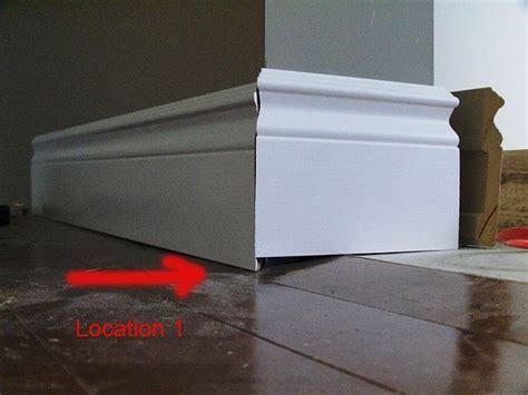 baseboard problem cimg1186 location01 aa   Skirting