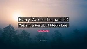 Julian Assange ... War Result Quotes