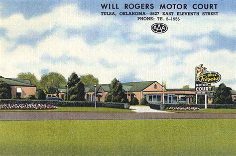 motel americana oklahoma sites