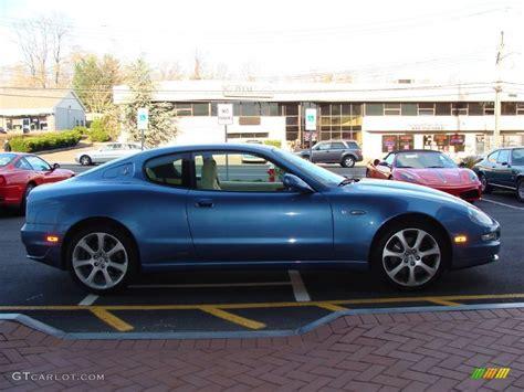 2005 Azzuro Argentina Metallic Blue Maserati Coupe