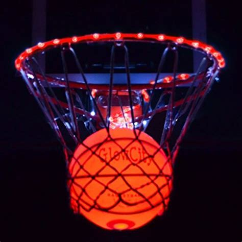Light Up Basketball by Glowcity Light Up Led Kit With Led Basketball Included