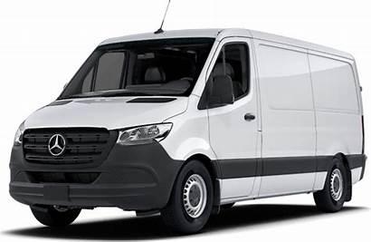 Sprinter Cargo Mercedes Freightliner Vans Benz 3500