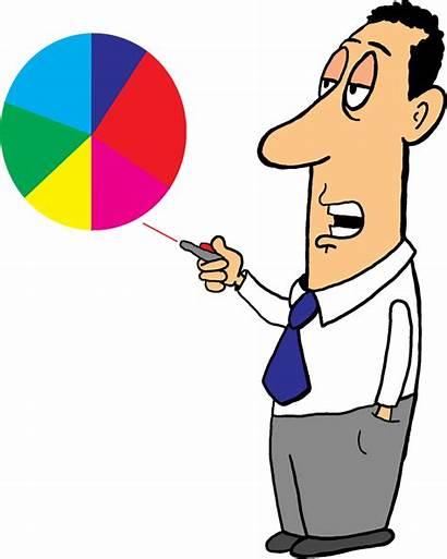 Clipart Presenter Business Clip Transparent Cartoon Person