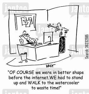 watercoolers cartoons - Humor from Jantoo Cartoons