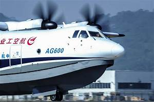 World's largest amphibious aircraft takes off in China ...