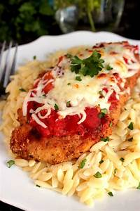 Easy Weeknight Baked Chicken Parmesan - Big Bear's Wife