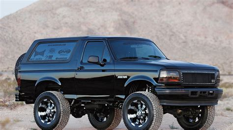 ford bronco wallpapers wallpaper cave