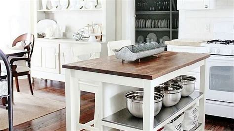 inspirations vintage farmhouse style kitchen island