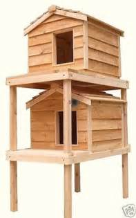 outdoor cat houses outdoor cat house for cats 4 the cats