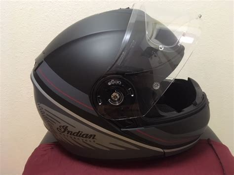 Modular Motorcycle Helmet-my Indian Helmet