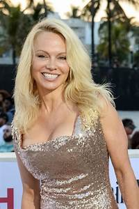 PAMELA ANDERSON at Baywatch Premiere in Miami 05/13/2017 ...