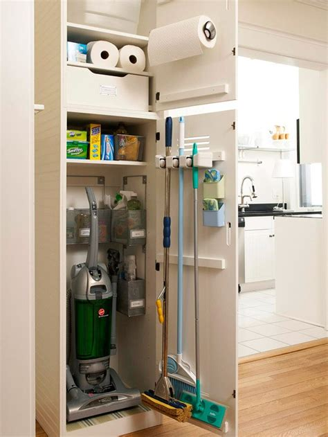 leroy merlin cuisine ingenious storage idea for cleaning supplies home design garden