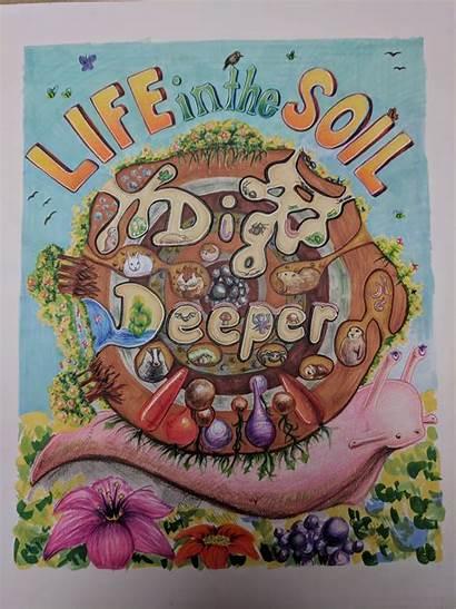 Poster Contest Soil Liu Grades Michelle 1st