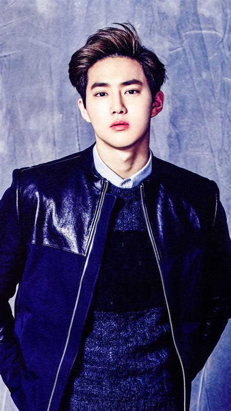 exo suho wallpapers requested  anon  kpop