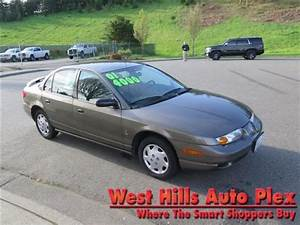 2001 Saturn Sl1 Sl1 4dr Sedan For Sale In Bremerton