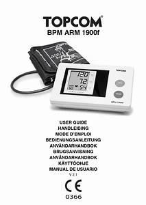 Bpm Arm 1900f Manuals