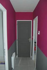 Couleur Peinture Couloir : porte couloir la category en peinture couloir porte grise botmaker ~ Mglfilm.com Idées de Décoration