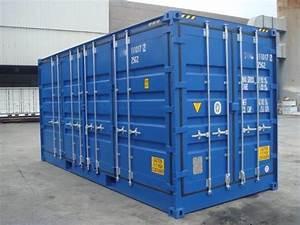 20 Fuß Container In Meter : side door container info angebote ~ Frokenaadalensverden.com Haus und Dekorationen