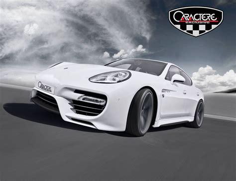 Vernieuwde Porsche Panamera Krijgt Belgisch Tuningsausje