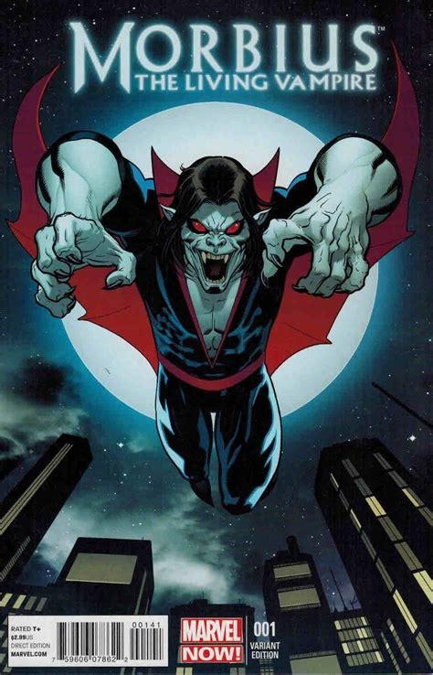 morbius  living vampire  ed mcguinness variant
