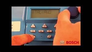 Buderus Logamatic Controls 2107  Setting The Language