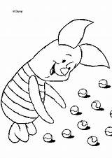 Coloring Pages Marble Marbles Piglet Pooh Winnie Playing Pot Honey Printable Hellokids Template Plays Disney Getcolorings sketch template