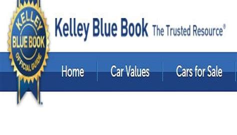 kelley blue book research accurate retail  trade