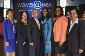 Women@NASA » Women@NASA and Charlie Bolden