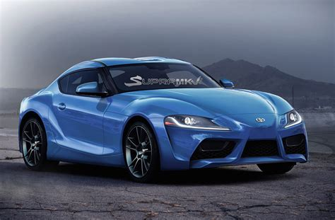 toyota supra new toyota supra concept to be unveiled at tokyo show