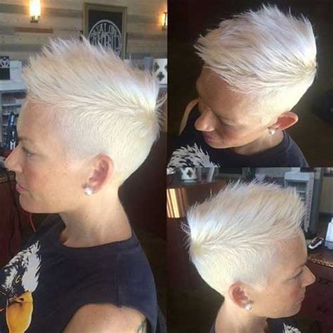 fashionable pixie cuts  ladies short hairstyles
