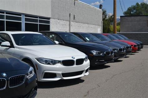 bmw  murray murray ut  car dealership  auto