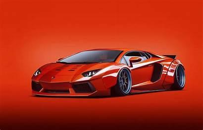 Lamborghini Liberty Aventador Walk Orange Lp700 Telegram
