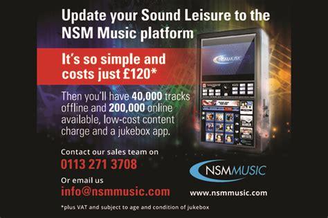 Update Your Sound Leisure To The Nsm Music Platform