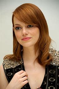 Emma Stone Natural Hair