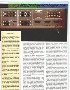 Vintage 70 80  Gradiente 11 - Modelo 360
