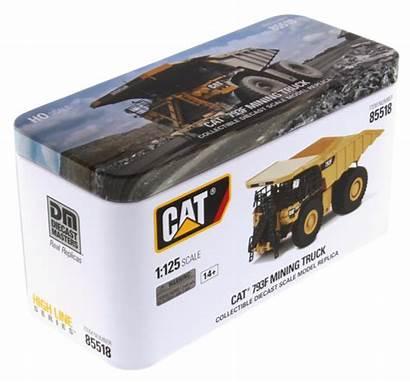 Diecast Cat Truck Masters