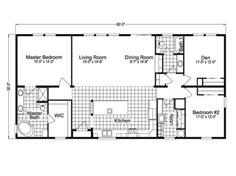 floor plans 30 x 60 30 x 60 house plans