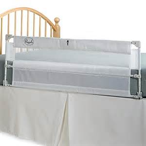 sleeptite extra long 56 quot portable bed rail by regalo