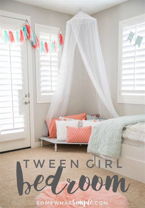 Diy Room Decorating Ideas For 11 Year Olds by Tween Bedroom The Best Of Somewhat Simple
