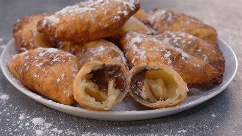 avocat cuisine recette recette facile des beignets empanadas banane nutella