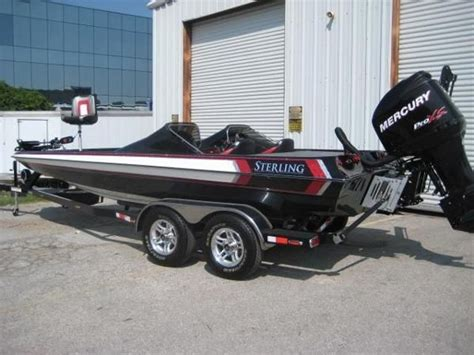 Sterling Bass Boats For Sale by Gambler Sterling Bass Boats For Sale