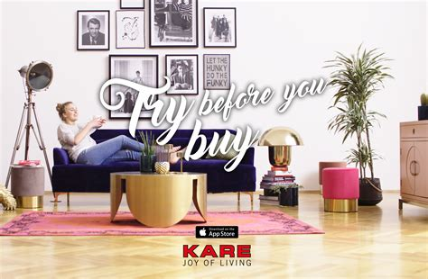 Die Kare Roomdesigner-app Ist Da