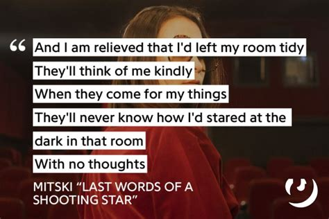https://genius.com/Mitski-last-words-of-a-shooting-star ...