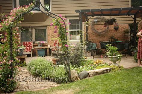 The Edgy Gardener Blog Garden Walk Rockford Post